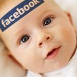 A quand un baby Facebook?