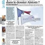 Le cas Alstom : comment l'Etat réinvente la politique industrielle