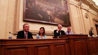Comment ré-enchanter la politique? Extraits du débat du 15/10/2014 à l'Assemblée Nationale.