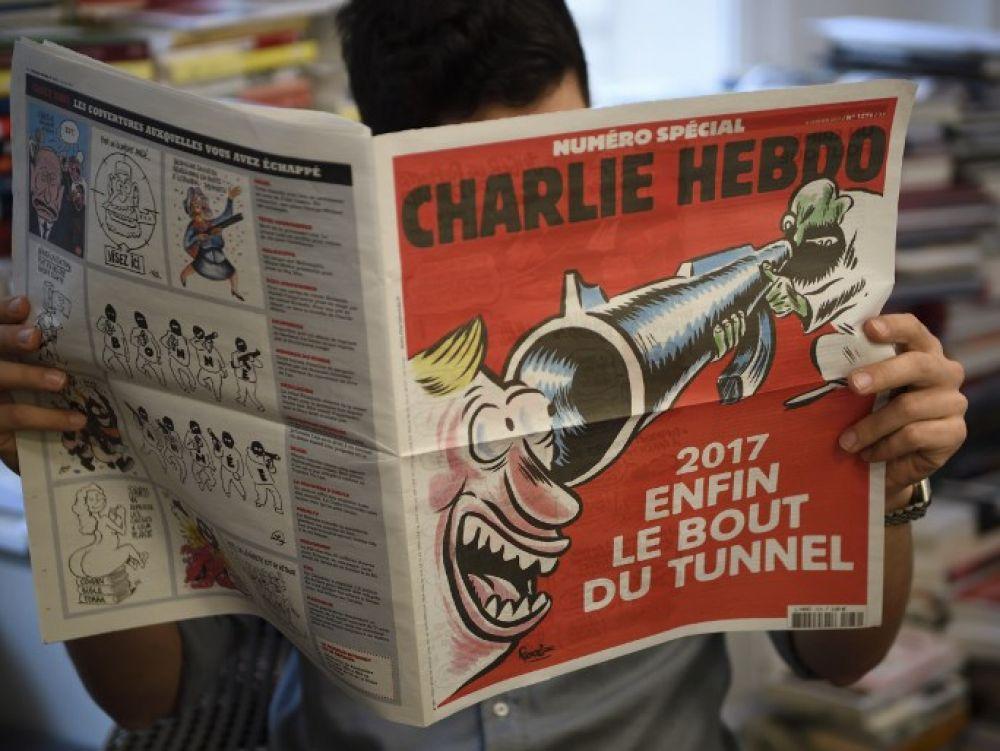 Un « impôt Charlie Hebdo » pour protéger la liberté d'expression